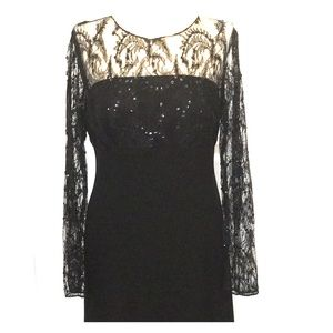 Jones New York Black Cocktail dress.